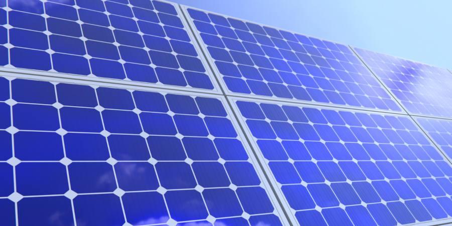 Panel de energía solar