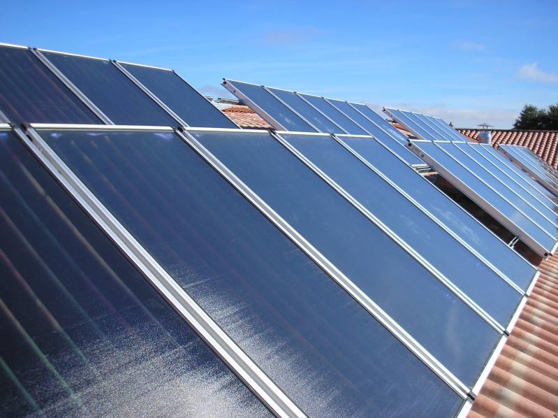 Climatización y paneles solares Sober
