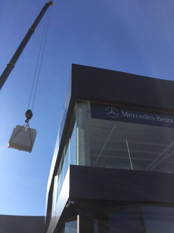 Concesionario de Mercedes Benz Villagarcia