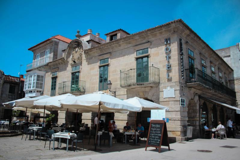 Hotel Pazo de Mendoza