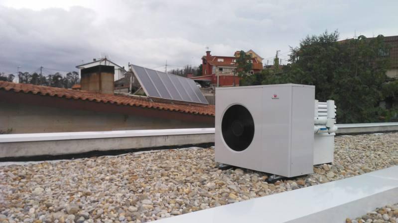 calefacción vivienda valladares